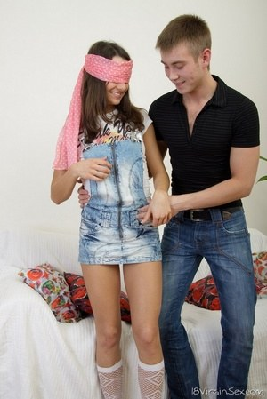 Free Pussy Blindfold Porn